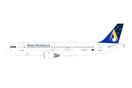 if3200318a_ansett_australia_airlines_airbus_a320-211_vh-hyj_with_stand_inflight_1-200_scale_model