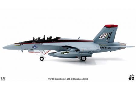 F-18 Black Aces