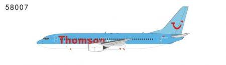 58007 Boeing 737-800 Thomsonfly G-CDZI